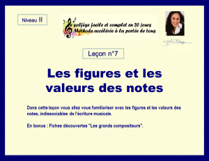 Leçon n°7