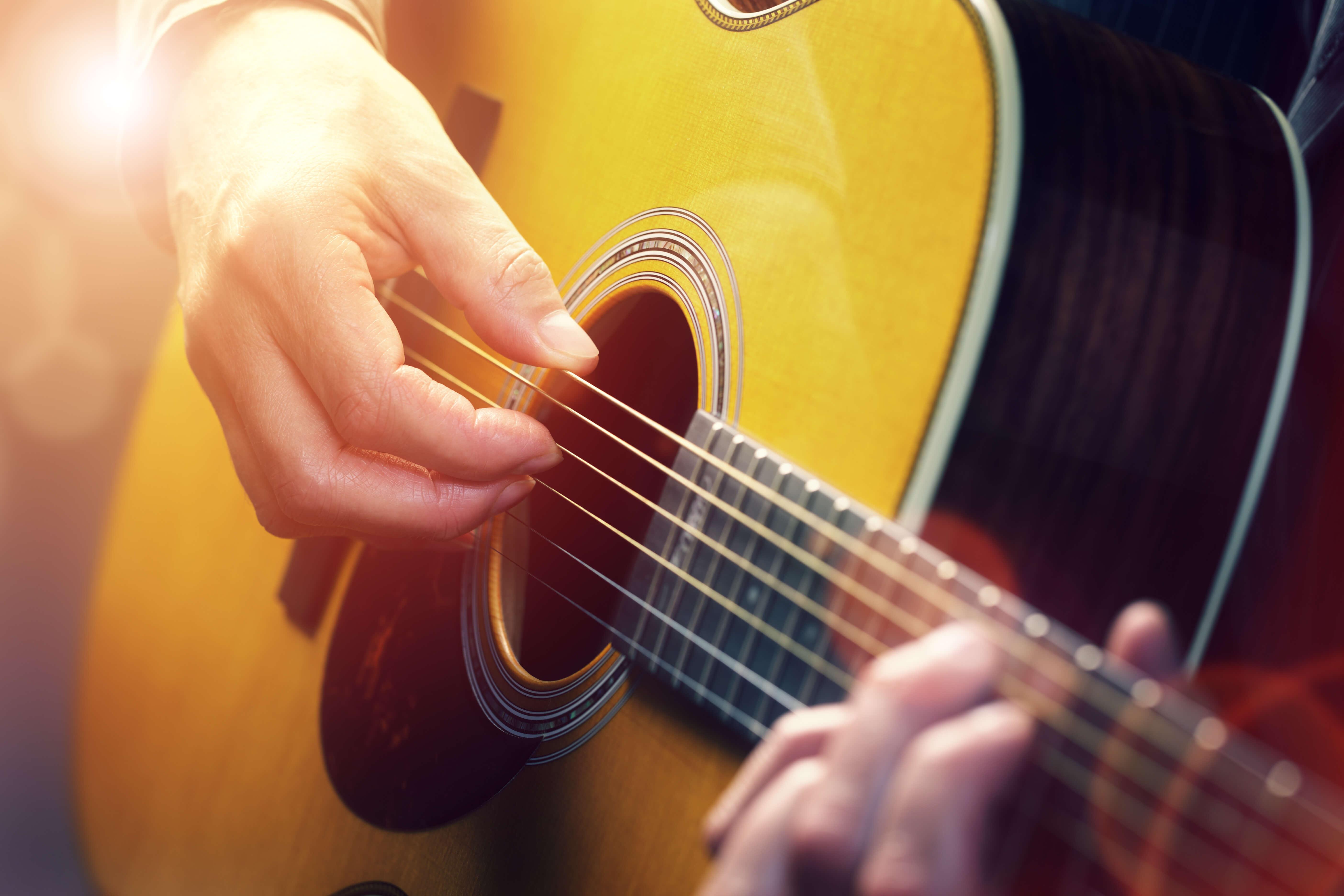 Apprendre solfège guitare