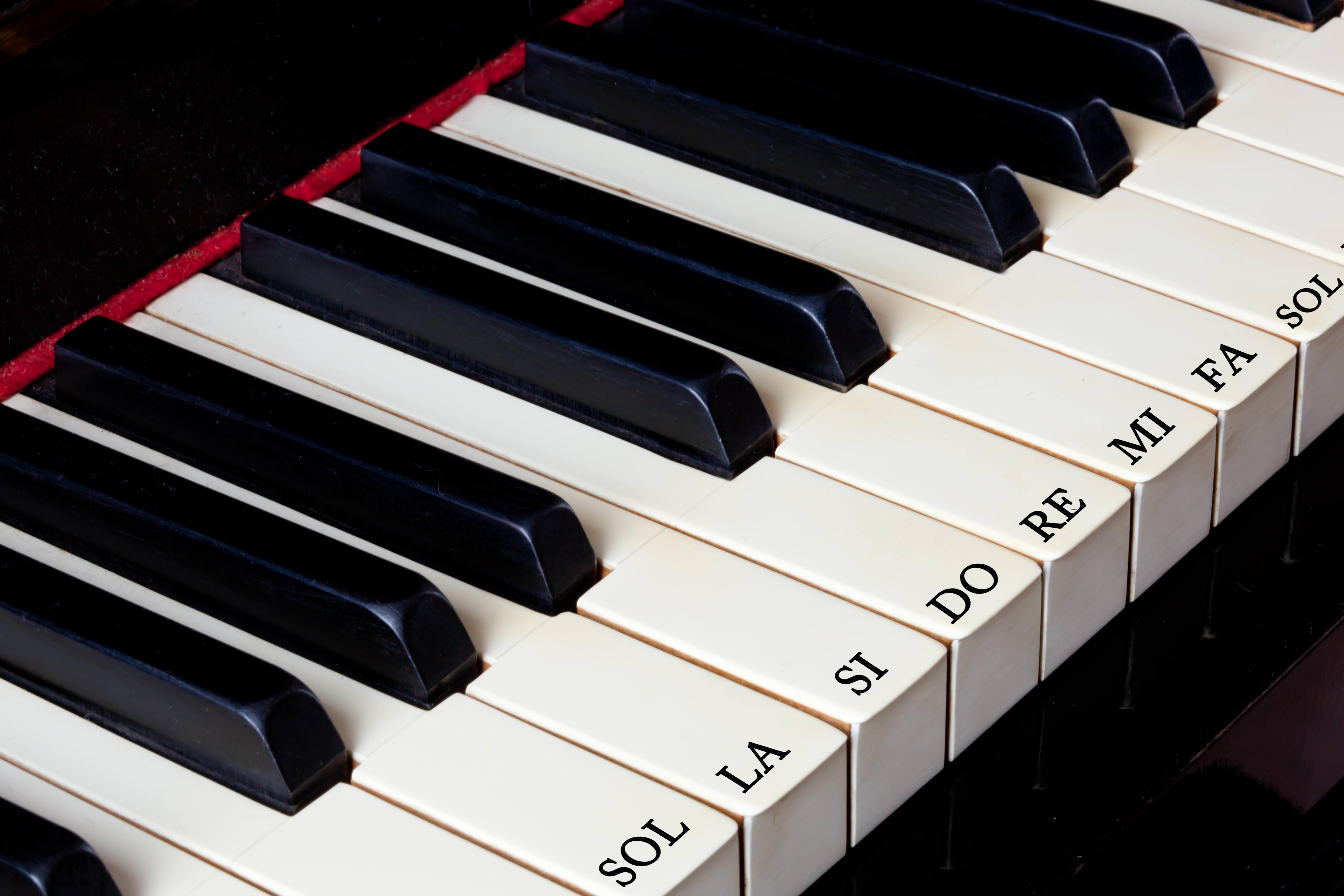 apprendre solfège piano