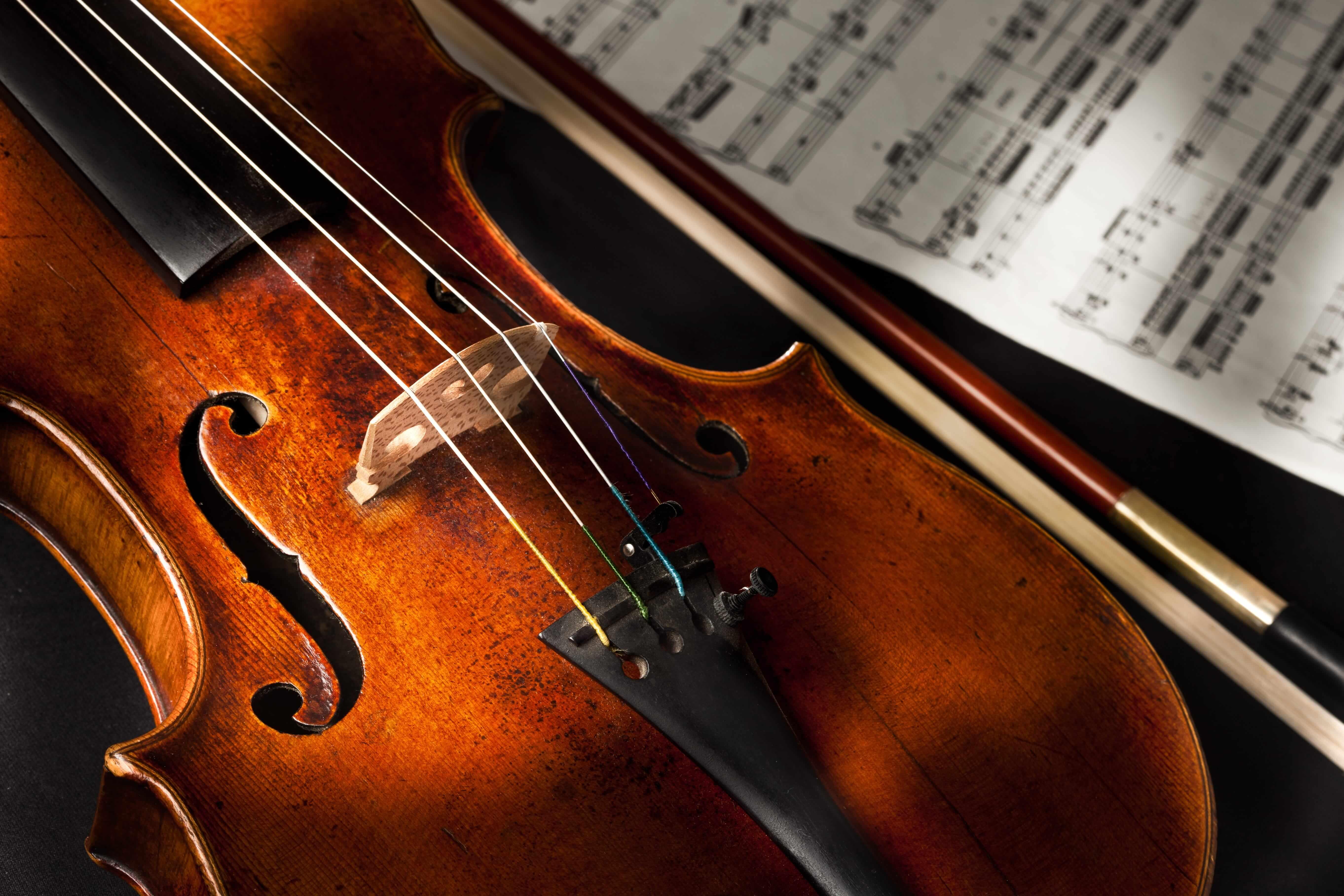 apprendre solfège violon